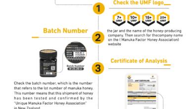 Steps to check trusted manuka honey